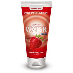 WATER TOUCH STRAWBERRY 100 ML – MAASIKAMAITSELINE GEEL