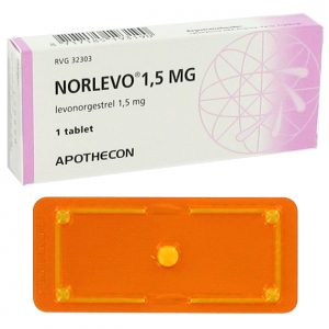 RASESTUMISVASTANE TABLETT NORLEVO MORNING-AFTER PILL