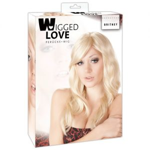WIG LONG BLOND HAIR BRITNEY – PARUKAS BLOND