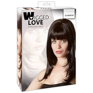 CARMEN LONG CUT WIG BLACK – MUST PARUKAS