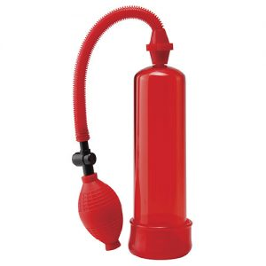 PUMP WORX BEGINNER'S POWER PUMP RED – PEENISEPUMP