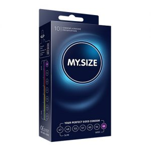 KONDOOMID 10 TK MY SIZE CONDOMS 69MM