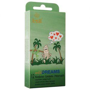 KONDOOMID 12 TK AMOR WILD DREAMS