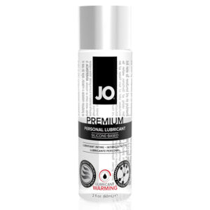 SYSTEM JO – SILICONE LUBRICANT WARMING 60 ML