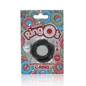 THE SCREAMING O – THE RINGO BLACK