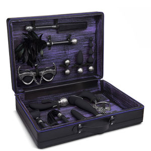 LELO – ANNIVERSARY COLLECTION SUITCASE BLACK