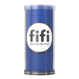 FIFI – MASTURBATOR WITH 5 SLEEVES BLUE
