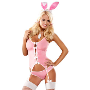 OBSESSIVE – BUNNY SUIT COSTUME S/M
